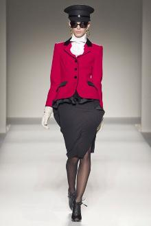 small 2012 moschino fall winter The Discipline Of Dressage